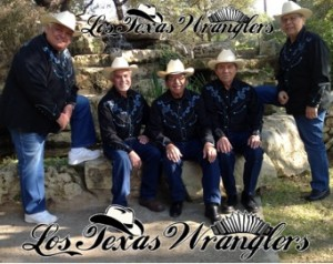 Saturday, July 25, 3-5pm: Los Texas Wranglers – Party at Terrazas Library!